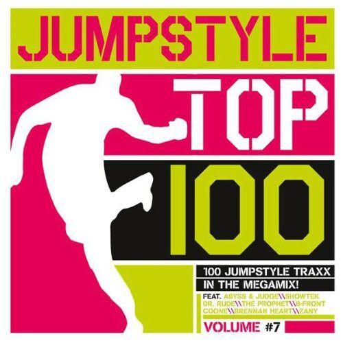 Various - Jumpstyle Top 100 Vol.7 - Preis vom 14.04.2021 04:53:30 h