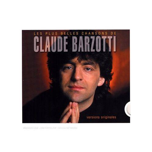 Claude Barzotti - Les Plus Belles Chansons de Claude Barzotti (Dbs) - Preis vom 07.04.2021 04:49:18 h