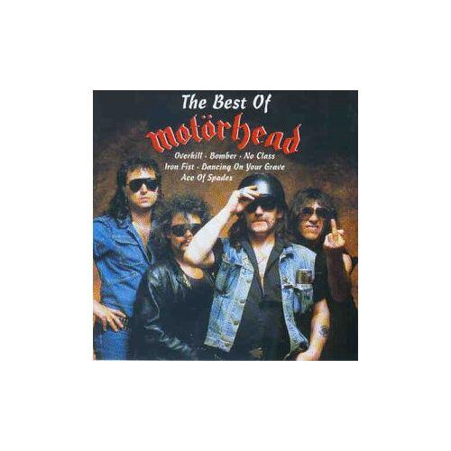 Motörhead - Best of Motörhead - Preis vom 20.10.2020 04:55:35 h