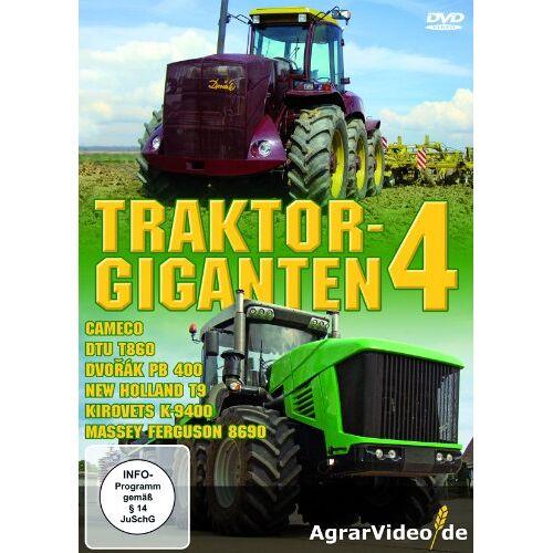 - Traktor-Giganten - Teil 4 - Preis vom 07.03.2021 06:00:26 h