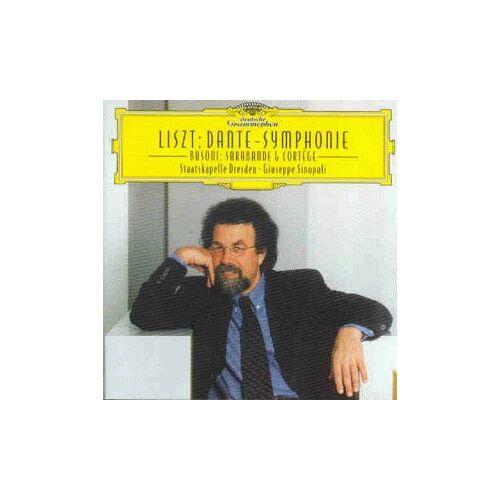Giuseppe Sinopoli - Liszt Dante Sinfonie Sinopoli - Preis vom 18.10.2020 04:52:00 h