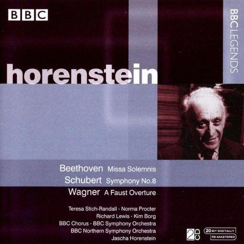 Jascha Horenstein - Horenstein/Beethoven Missa - Preis vom 15.04.2021 04:51:42 h