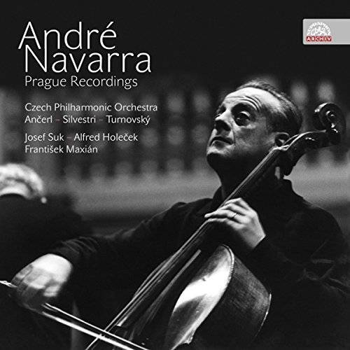 Andre Navarra - André Navarra - Prague Recordings - Preis vom 18.04.2021 04:52:10 h
