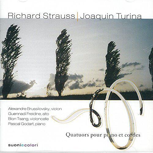 Pascal Godart - Quatuors Pour Piano Et Cordes - Preis vom 21.01.2021 06:07:38 h