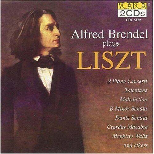 Brendel - Brendel Spielt Liszt - Preis vom 27.02.2021 06:04:24 h