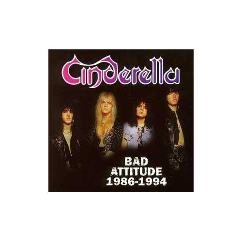 Cinderella - Cinderella Bad Attitude 86-94 - Preis vom 04.09.2020 04:54:27 h