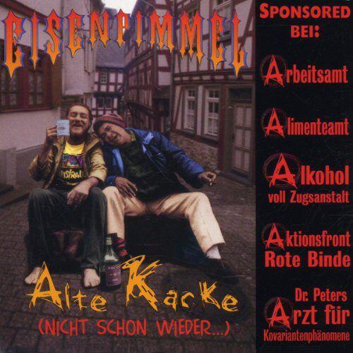 Eisenpimmel - Alte Kacke (Re-Issue) - Preis vom 06.09.2020 04:54:28 h