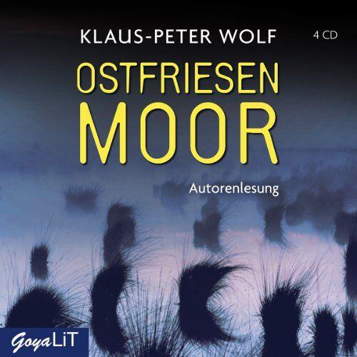 Klaus-Peter Wolf - Ostfriesenmoor - Preis vom 24.02.2021 06:00:20 h