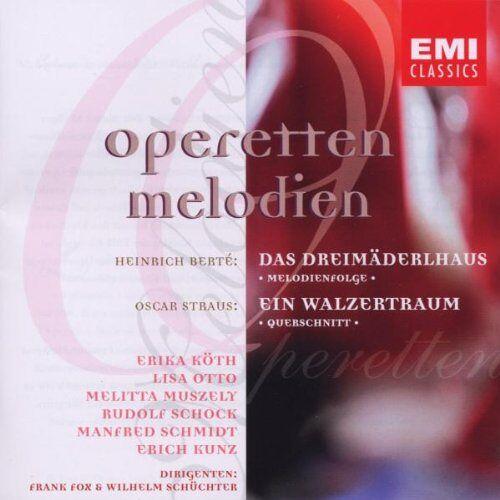 Various - Das Dreimaderlhaus/Ein Walzert - Preis vom 06.09.2020 04:54:28 h