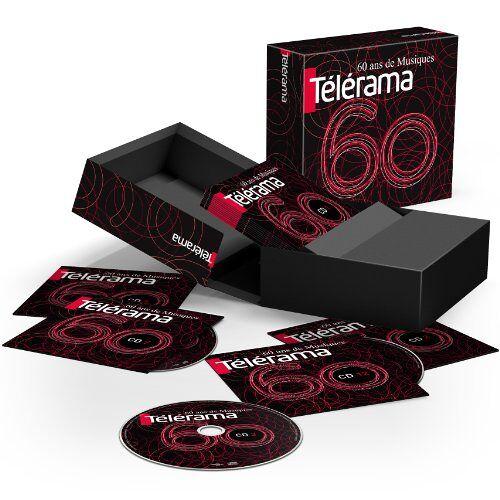 Various - Telerama 60 - Preis vom 14.11.2019 06:03:46 h
