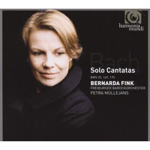 Bernarda Fink - Solokantaten Bwv 35,169,170 - Preis vom 04.10.2020 04:46:22 h
