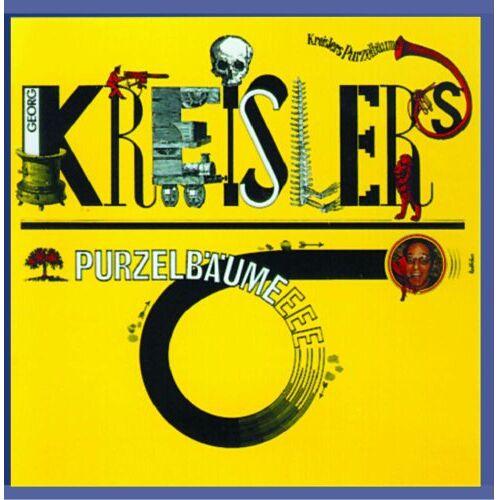 Georg Kreisler - Kreislers Purzelbäume - Preis vom 12.05.2021 04:50:50 h