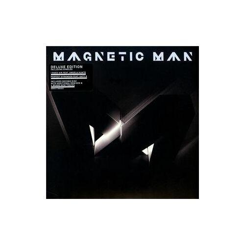 Magnetic Man - Magnetic Man:Deluxe - Preis vom 23.01.2020 06:02:57 h