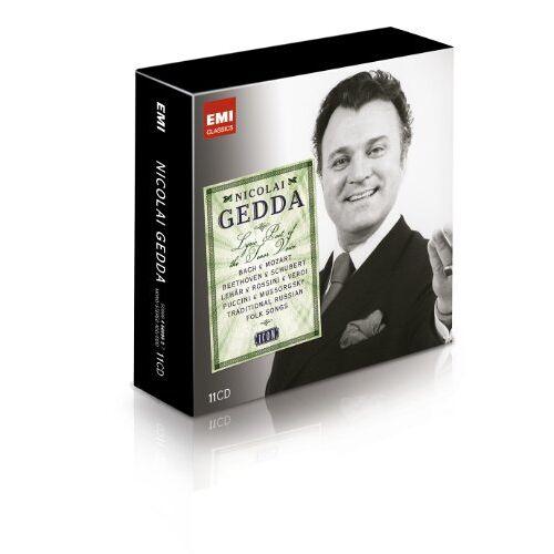 Nicolai Gedda - Icon:Nicolai Gedda - Preis vom 13.05.2021 04:51:36 h