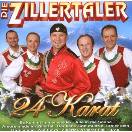 die Zillertaler - 24 Karat - Preis vom 18.02.2020 05:58:08 h