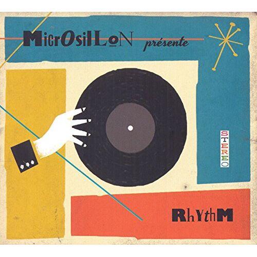 Microsillon - Rhythm - Preis vom 14.01.2021 05:56:14 h