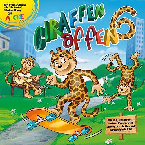 Giraffenaffen - Giraffenaffen 6 - Preis vom 25.02.2021 06:08:03 h