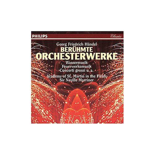 Brown - Wasser- und Feuerwerksmusik u.a. - Preis vom 14.05.2021 04:51:20 h