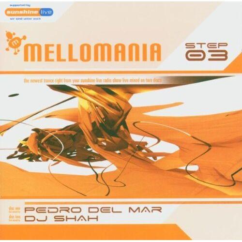 Pedro Del Mar - Mellomania 3 - Preis vom 25.02.2021 06:08:03 h