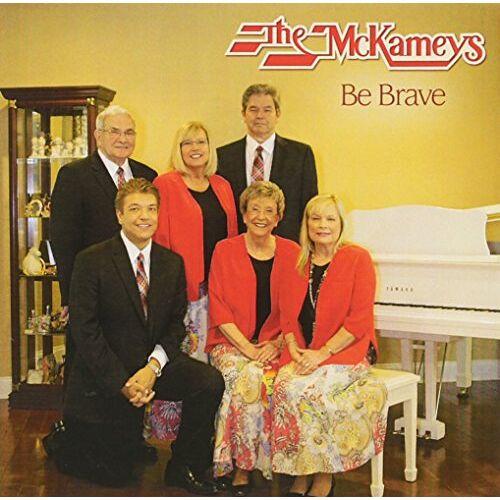 Mckameys - Be Brave - Preis vom 23.01.2021 06:00:26 h