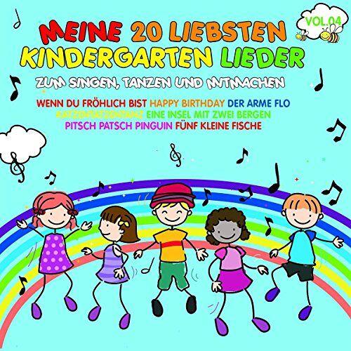 Various - Meine 20 Liebsten Kindergarten Lieder Vol.4 - Preis vom 17.04.2021 04:51:59 h