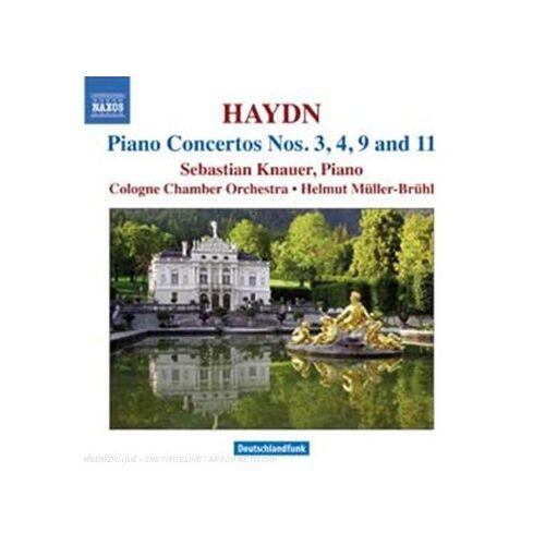 Knauer - Vier Klavierkonzerte - Preis vom 20.10.2020 04:55:35 h