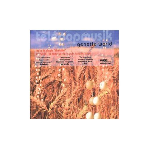 Telepopmusik - Genetic World - Preis vom 16.05.2021 04:43:40 h