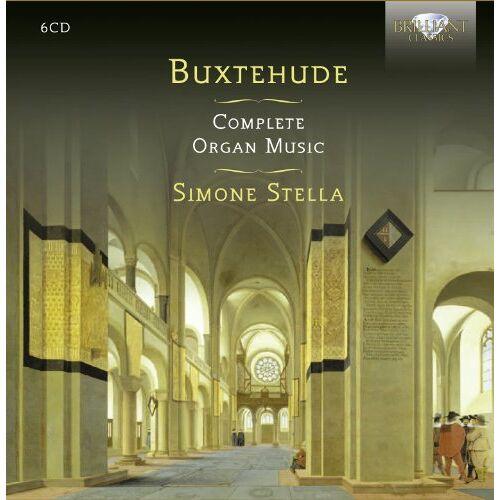 Simone Stella - Buxtehude: Sämtliche Orgelmusik - Preis vom 31.03.2020 04:56:10 h
