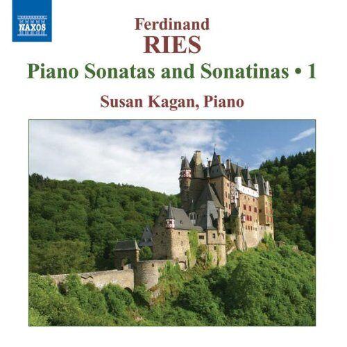 Susan Kagan - Klaviersonaten und Sonatinen Vol.1 - Preis vom 16.04.2021 04:54:32 h