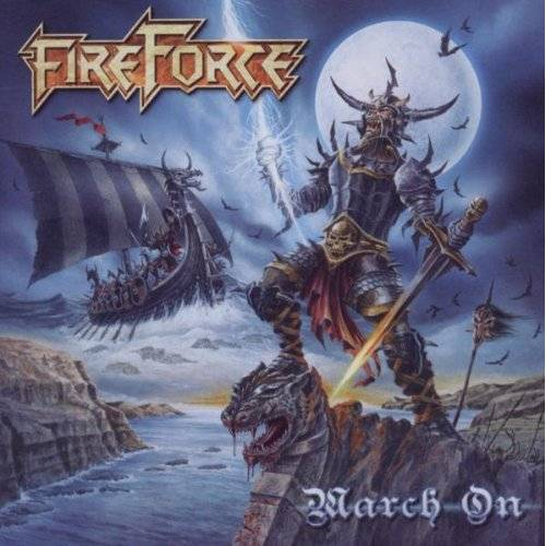 Fireforce - March on - Preis vom 25.07.2020 04:54:25 h