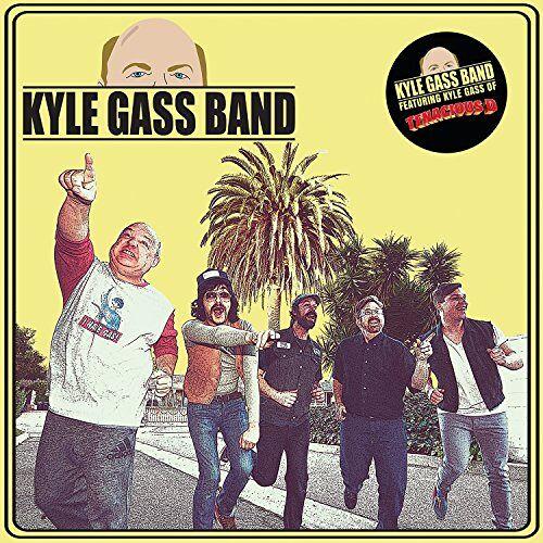 Kyle Gass Band - Kyle Gass Band (LP+CD) [Vinyl LP] - Preis vom 24.01.2021 06:07:55 h