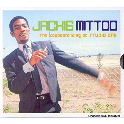 Jackie Mittoo - The Keyboard King at Studio One [Vinyl LP] - Preis vom 28.03.2020 05:56:53 h