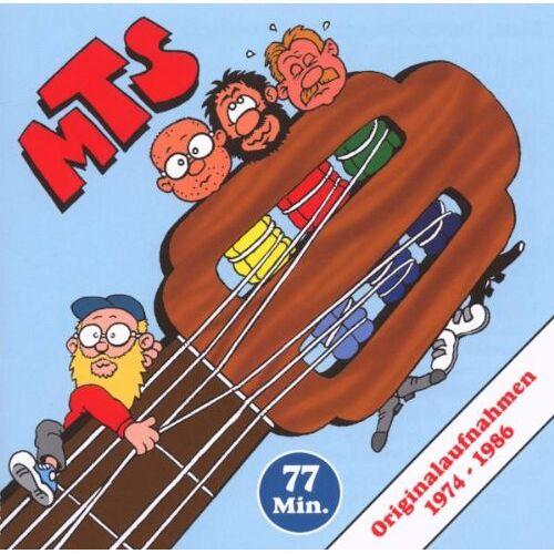 Mts - M.T.S. - Jubiläumsausgabe 1974-1986 - Preis vom 25.01.2020 05:58:48 h