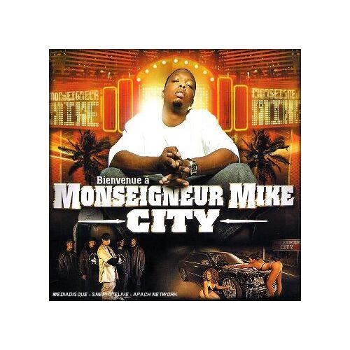Monseigneur Mike - Monseigneur Mike City - Preis vom 16.05.2021 04:43:40 h