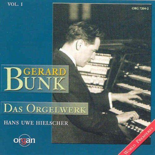 Hielscher, Hans Uwe - Das Orgelwerk,Vol.1 - Preis vom 17.10.2020 04:55:46 h