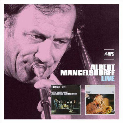 Albert Mangelsdorff - Mangelsdorff Live - Preis vom 05.09.2020 04:49:05 h