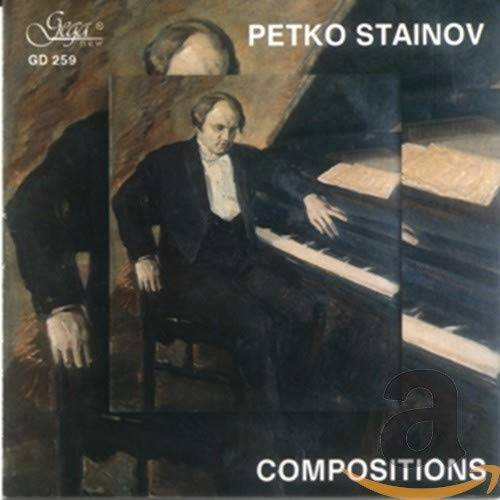 Various - Stainov: Compositions - Preis vom 16.04.2021 04:54:32 h