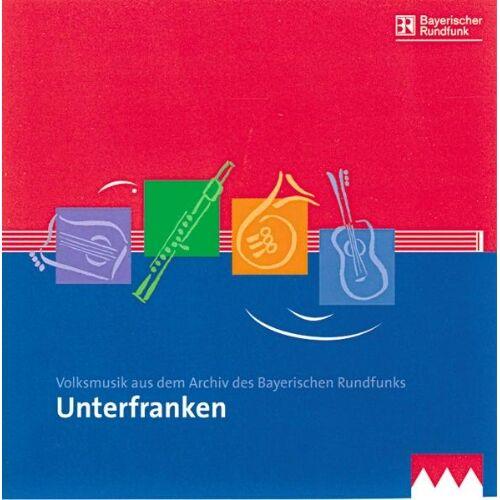 Various - Volksmusik aus Unterfranken - Preis vom 15.04.2021 04:51:42 h