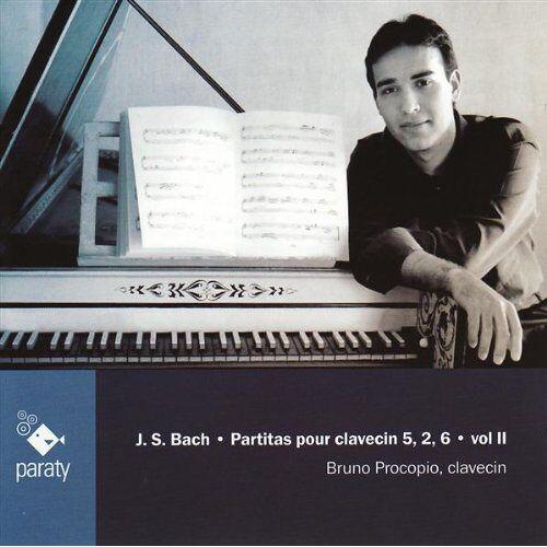 Bruno Procopio - Partiten für Cembalo - Preis vom 20.10.2020 04:55:35 h