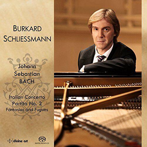 Burkard Schliessmann - Klavierwerke - Preis vom 13.04.2021 04:49:48 h