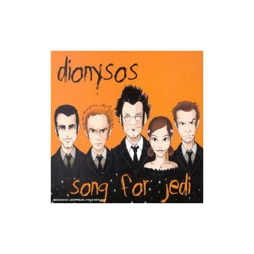 Dionysos - Song for Jedi - Preis vom 13.01.2021 05:57:33 h