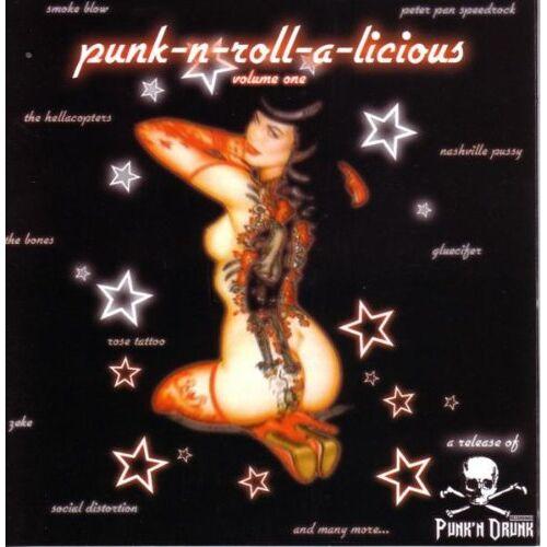 Various - Punk N Roll - Preis vom 12.04.2021 04:50:28 h