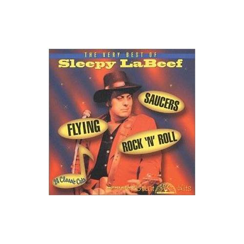 Sleepy Labeef - Flying Saucers Rock & Roll-Ver - Preis vom 14.04.2021 04:53:30 h