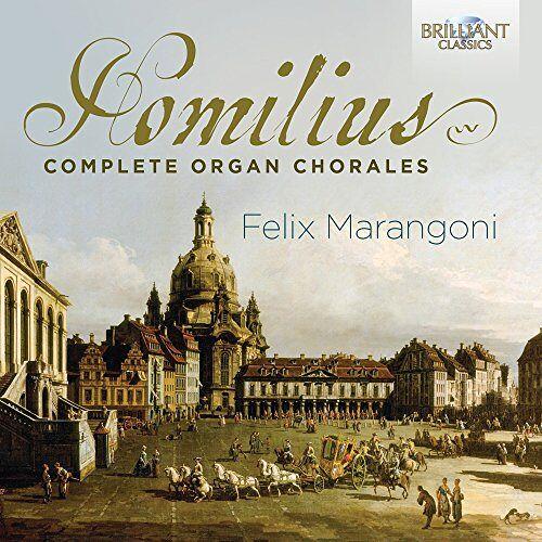 Felix Marangoni - Complete Organ Chorales - Preis vom 21.04.2021 04:48:01 h