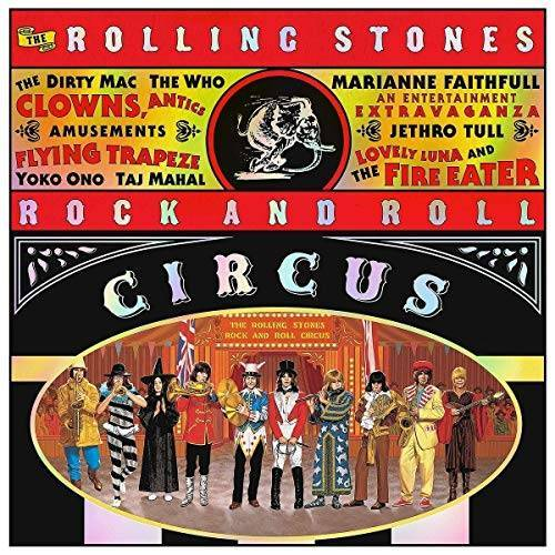 The Rolling Stones - The Rolling Stones Rock and Roll Circus (2cd) - Preis vom 10.04.2021 04:53:14 h