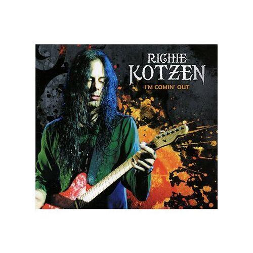 Richie Kotzen - I'M Comin' Out - Preis vom 14.05.2021 04:51:20 h