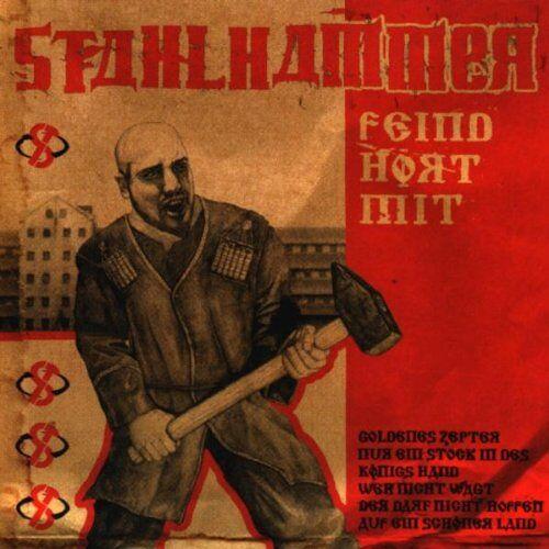 Stahlhammer - Feind Hört mit - Preis vom 07.05.2021 04:52:30 h