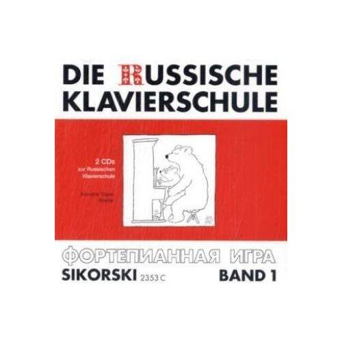- Die Russische Klavierschule 1. 2 CD#s - Preis vom 24.02.2021 06:00:20 h