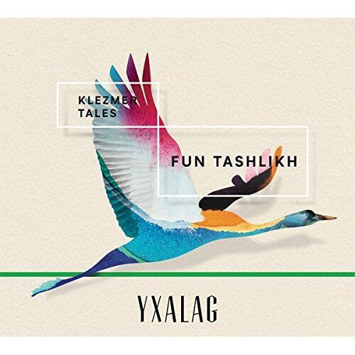 Yxalag - Klezmer Tales-Fun Tashlikh - Preis vom 20.10.2020 04:55:35 h