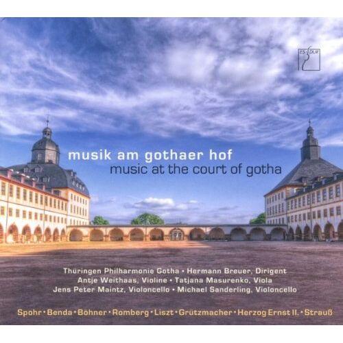 Hermann Breuer - Musik Am Gothaer Hof - Preis vom 18.01.2021 06:04:29 h